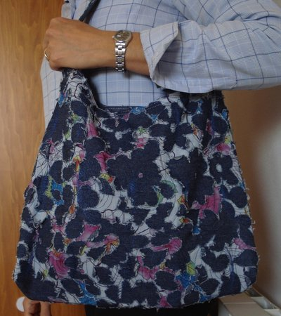 Borsa MartitaCatita Fiori in Jeans