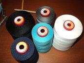 Filato filo per macchina da per cucire spoletta rocchetta sartoria cucito