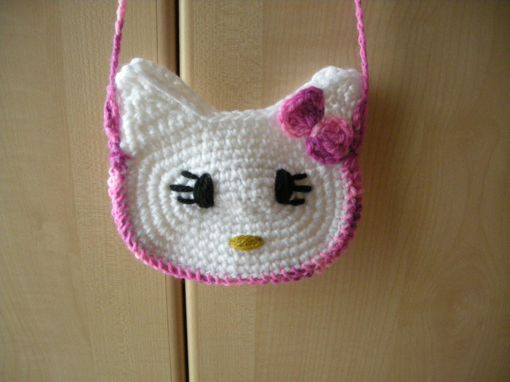 borsetta hello kitty