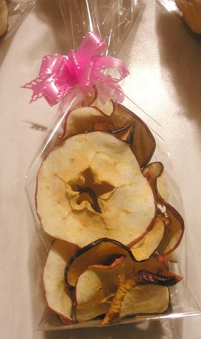 Fette di mela essiccate uso decorazioni 40 grammi per la - Decorazioni mela ...