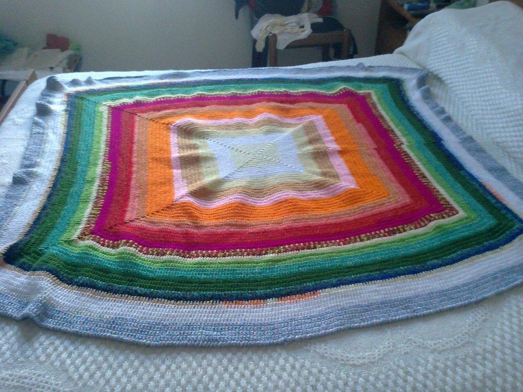 La coperta arcobaleno