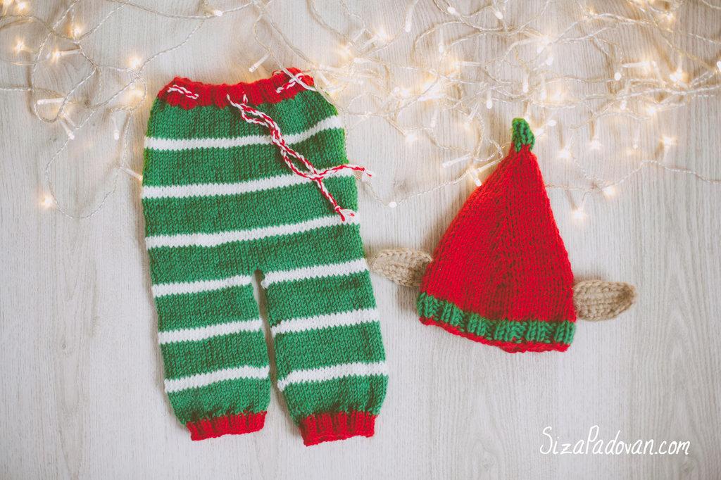 Completino Elfo - Idea Natale