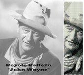 "Schema peyote per bracciale ""John Wayne"""