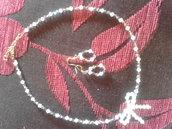 Collana e orecchini swarovski