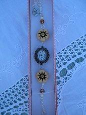 Orologio da polso con fiori SimilThun