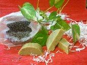 Sapone alla lavanda per il viso e per il corpo 100% naturale, con olio di oliva, olio di cocco, olio di mandorle