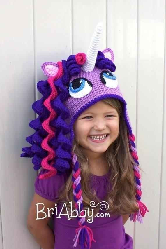 Cappello unicorno