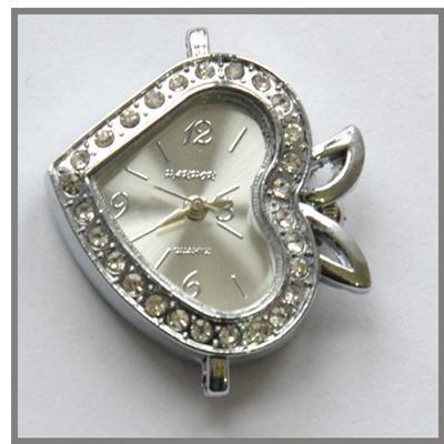Orologio cuore ideale per realizzare braccialetti