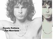"""Schema peyote per bracciale """"Jim Morrison"""""""