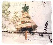 Albero di Natale profumato country