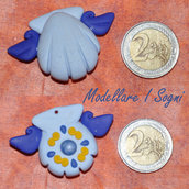 Per Alextuccio - Collana Mermaid Melody Indaco