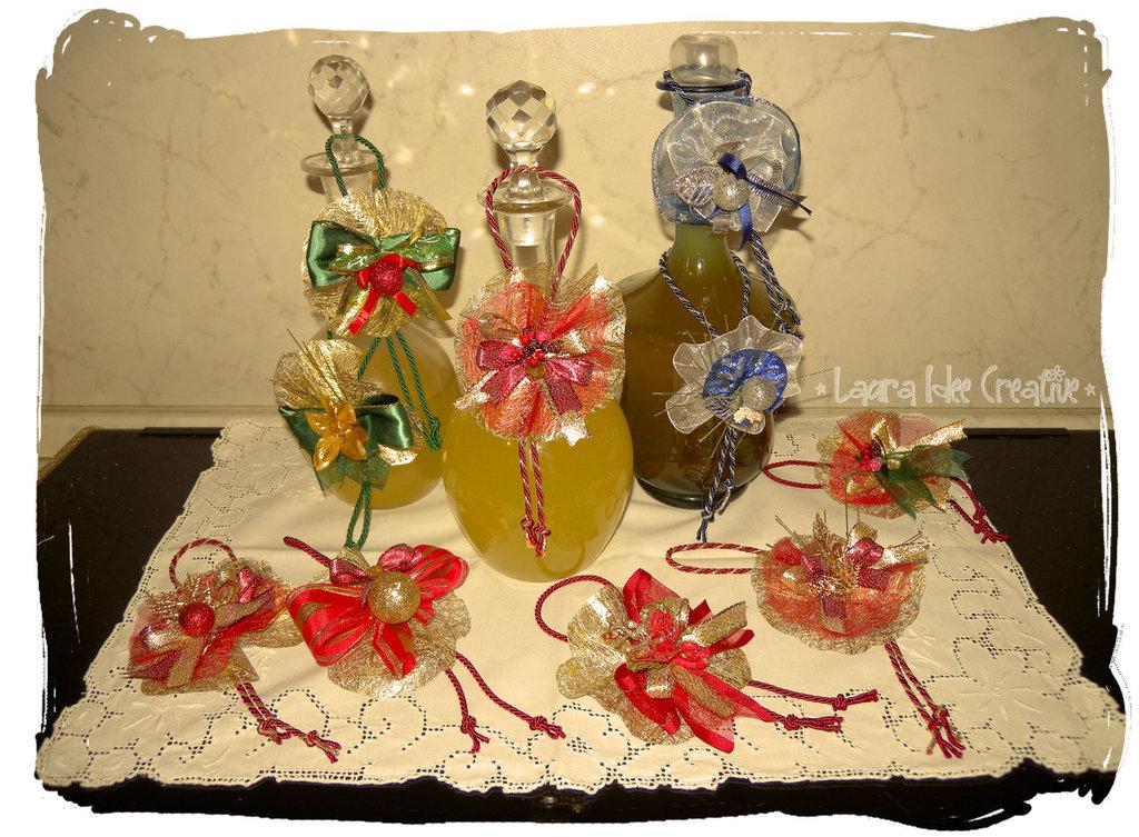 Coccarde natalizie