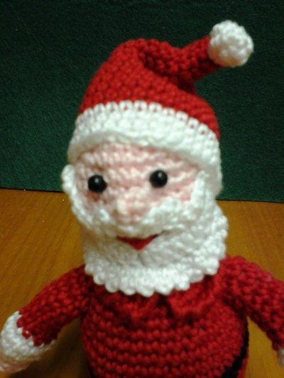 Tutorial Amigurumi Babbo Natale Uncinetto : Babbo Natale ad uncinetto amigurumi - Per la casa e per te ...