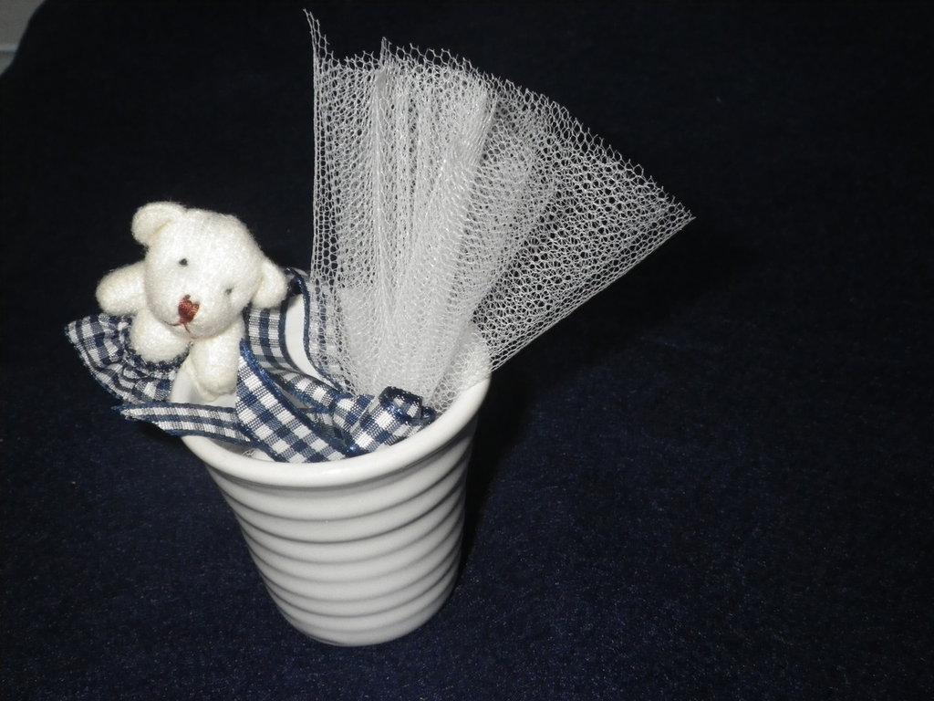bomboniera con orsetto