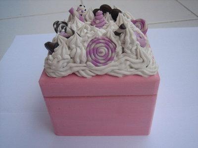 Scatolina - torta