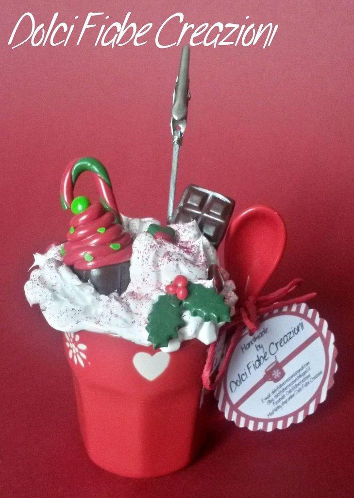 Tazza golosa Natale - rossa