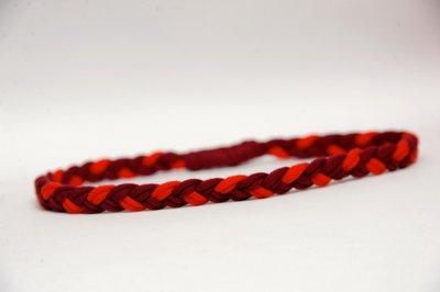 "fascia ""hippy"" rossa"