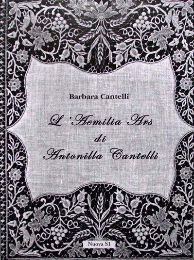 Barbara Cantelli, L'Aemilia Ars di Antonilla Cantelli