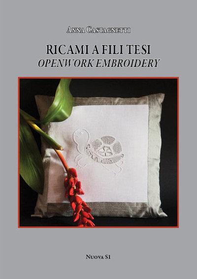 Anna Castagnetti, Ricami a fili tesi