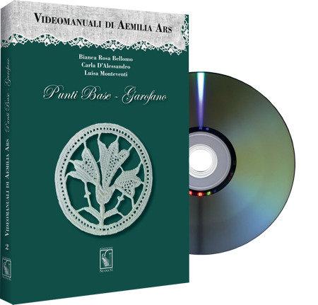 DVD - Videomanuali di Aemilia Ars, Vol.2 - Punti base, Garofano