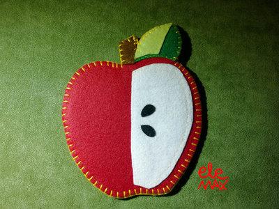sottopentola mela