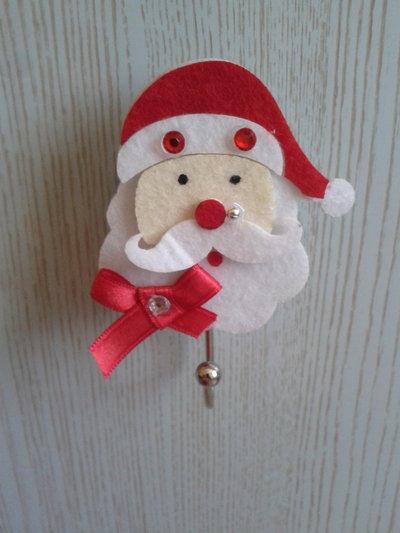 Appendi canvacci con personaggi di Natale