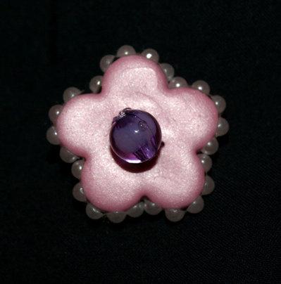 Spilla piccola fiorellino
