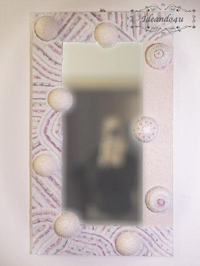 Specchiera Raffaello