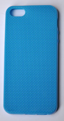 Cover I-Phone 5 Azzurro