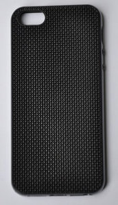 Cover I-Phone 5 Nero