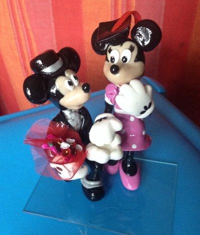 Minnie topcake laurea