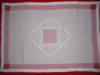 tovaglietta rettangolare 65x45