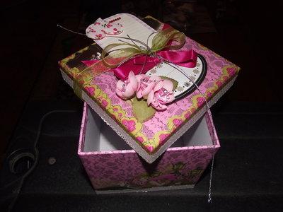 scatola regalo media