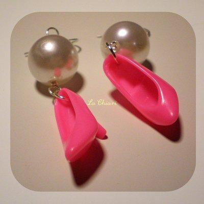 FUXIA earrings