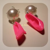 FUXIA earrings