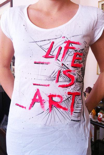Liar- life is art