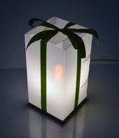 Luci decorative - Lampada Natalizia - Potenza del Natale - Intermedia