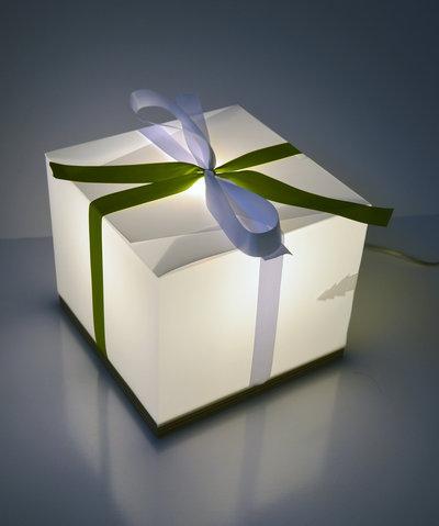 Luci decorative - Lampada Natalizia - Potenza del Natale - Grande