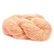 matasse da 50 gr di lana filata a mano