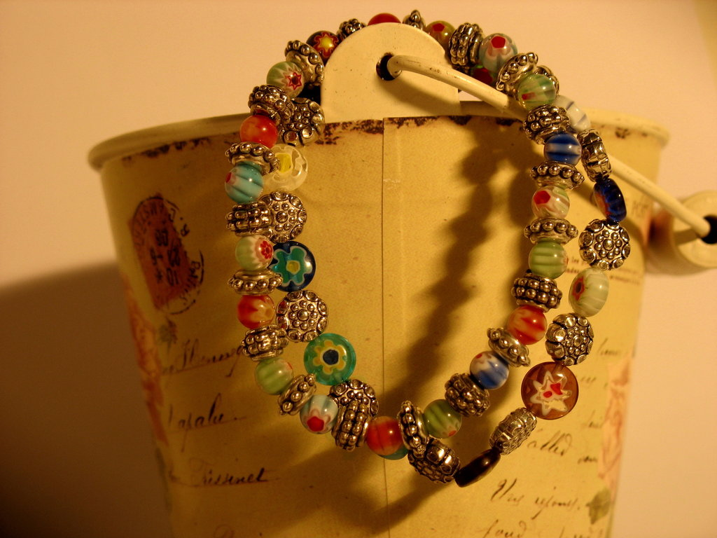 bracciale hippy
