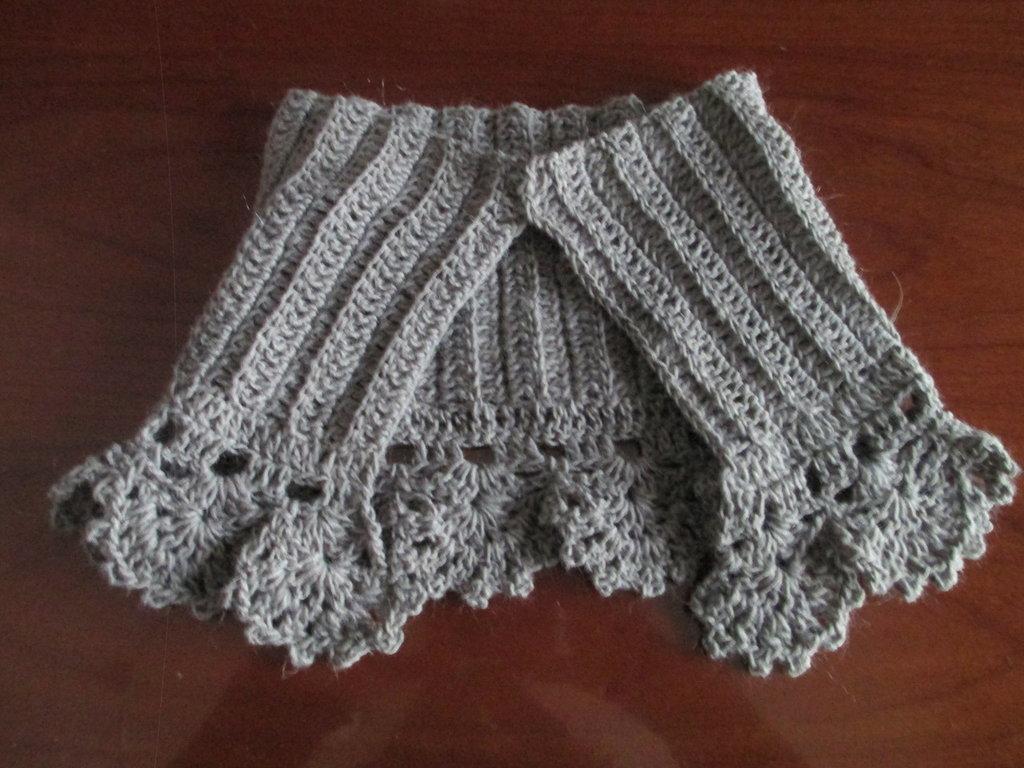 scaldacollo di lana