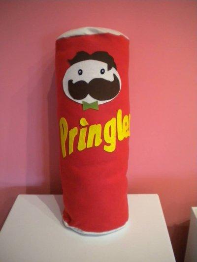 Cuscino Goloso! Pringles