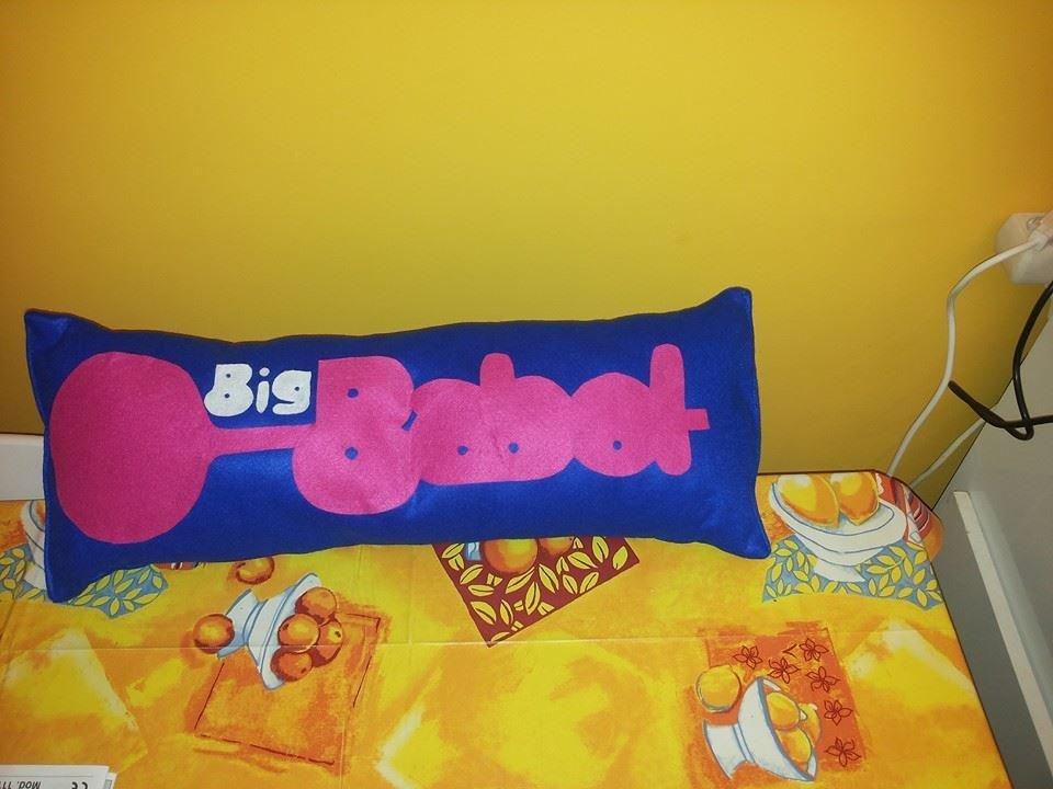 Cuscino Goloso! BigBabol...
