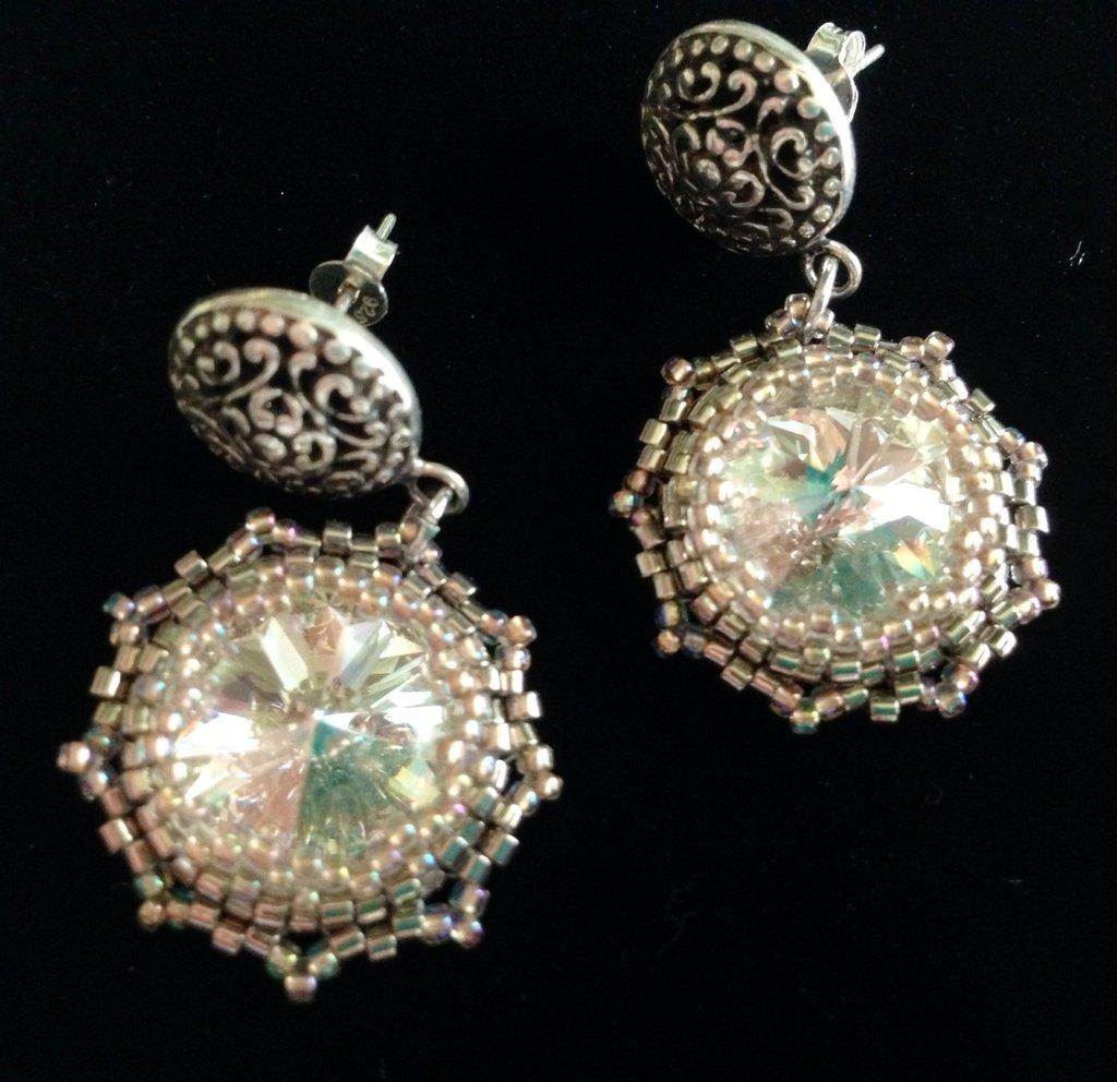 Orecchini argento 925