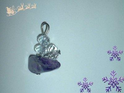 Ciondolo Violet