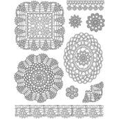 Timbri Silicone Crochet