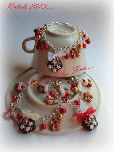 Bracciali Sogno di Natale