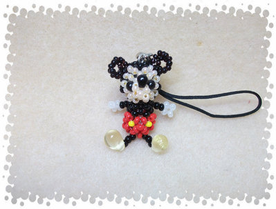 Phonestrap Mickey Mouse