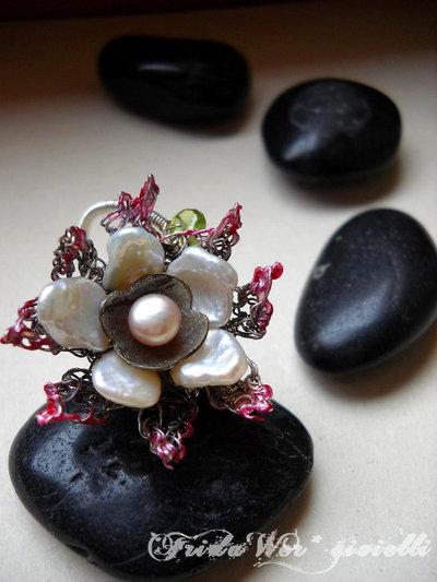 Eccentric Keishi Flower - NUOVA COLLEZIONE - Spedizioni Gratuite