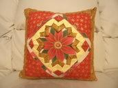 cuscino patchwork stella